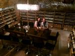 Tasting room at St Emilion Wine Merchant