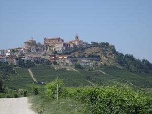View of La Morra