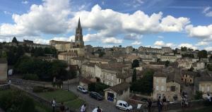View of St Emilion
