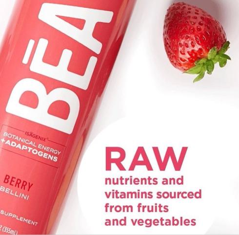 BEA raw nutrients