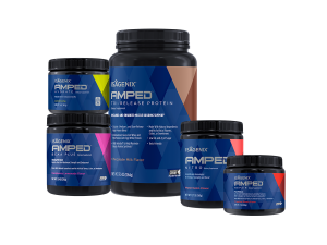 AMPED™ Next Level Pack